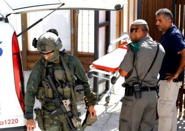 Терористичний акт у священному місці