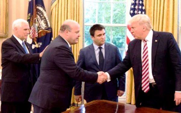 Українська складова американського скандалу