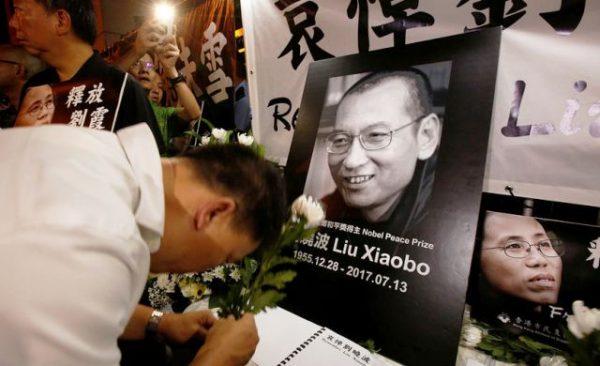 Помер китайський правозахисник Лю Сяобо