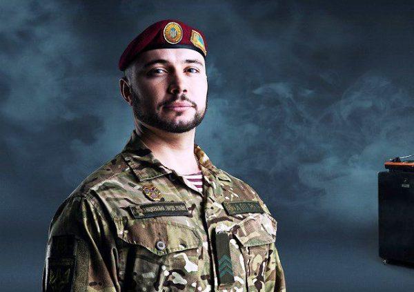 Пригоди українського військового в Італії