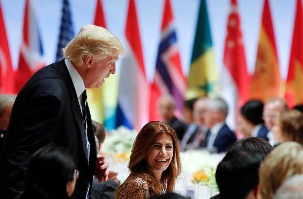 Деталі позапланової зустрічі президентів США і Росії