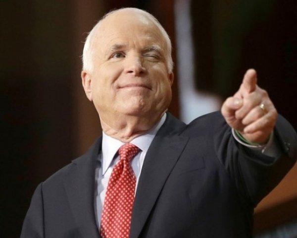 Джон Маккейн пообіцяв повернутися