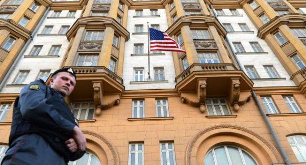 Дипмісія США у Росії може зменшитися на дві третини