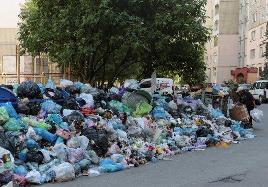 У Львові вже очистили 73% перенакопичених сміттєвих майданчиків