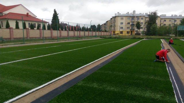 Завдяки вдалій угоді Самбір відновлює вулиці і майданчики