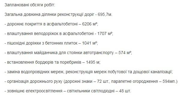 Ремонт вулиць Пулюя-Трускавецька завершать наприкінці вересня