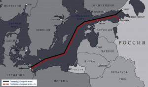 Росія хоче будувати «Північний потік» за гроші КНР