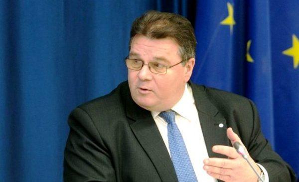 Литва стала на захист Міхеіла Саакашвілі