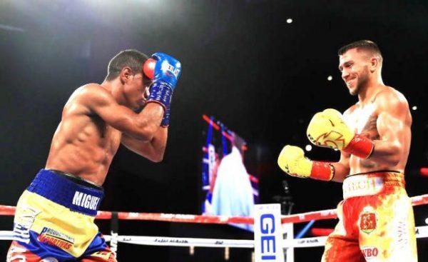 Український боксер станцював під час бою