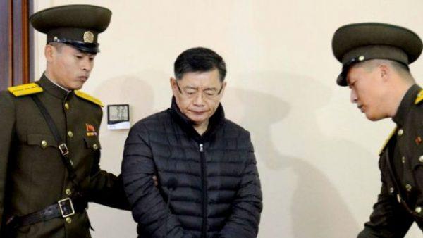 Північна Корея: отримав волю канадський пастор