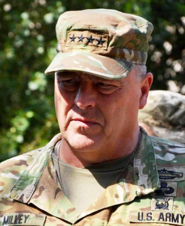 Американський генерал побував на війні в Україні