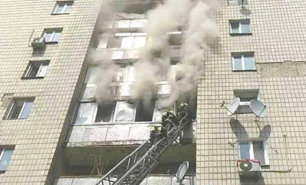 Трагедія у київській багатоповерхівці