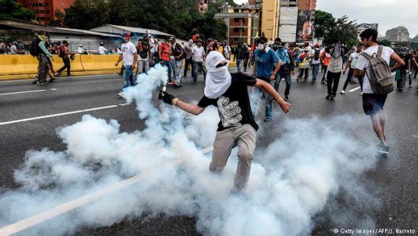 Дональд Трамп лякає владу Венесуели