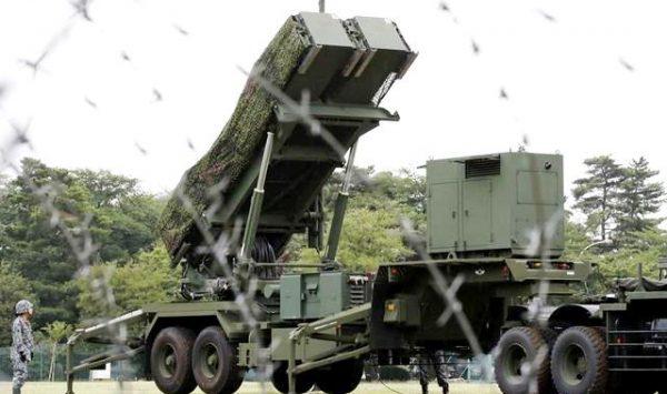 Японія готова перехопити північнокорейські ракети