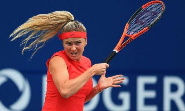 Найкраща тенісистка України знову на висоті!