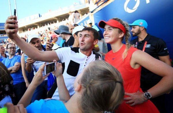 Еліна Світоліна виграла Rogers Cup