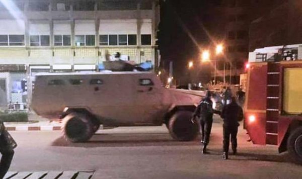 Теракт у Буркіна-Фасо