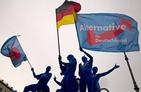 Російський акцент у німецькій політиці