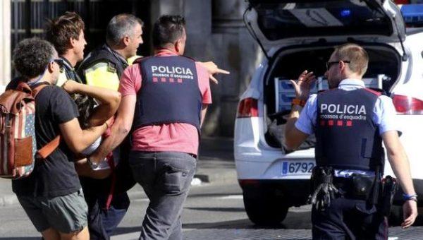 Два теракти у столиці Каталонії