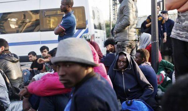 Франція впорядковує проблему біженців
