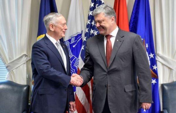 Шеф Пентагону відсвяткує День незалежності України
