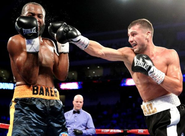Український боксер кинув виклик чемпіонам