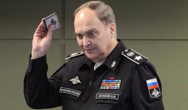Російський генерал, що спростовував очевидне