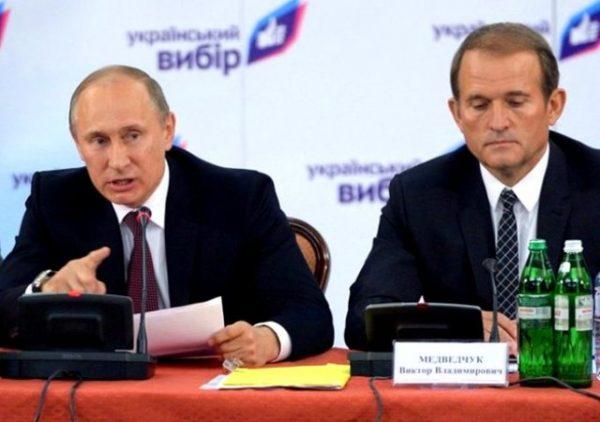 Здибалися у Криму два кума…