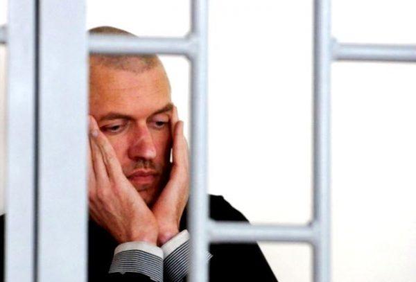 Український політв'язень потрапив до лікарні