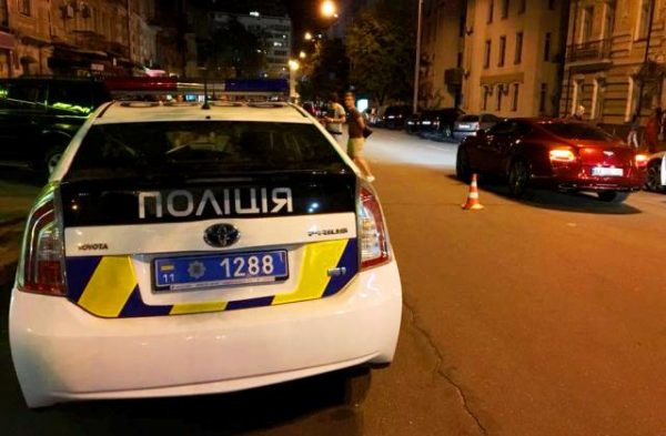 Нестор Шуфрич збив чоловіка на переході