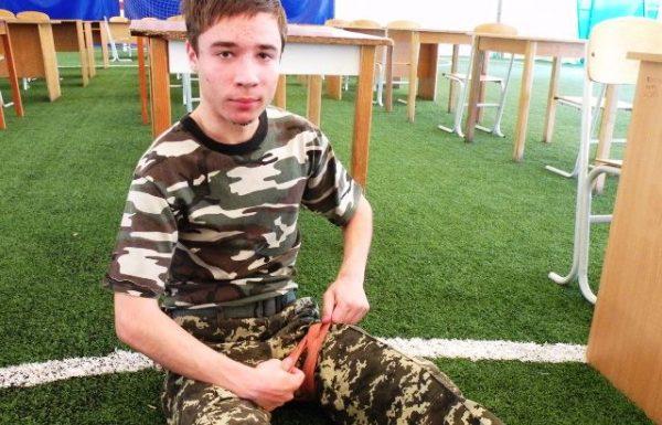 У Білорусі зник син українського офіцера