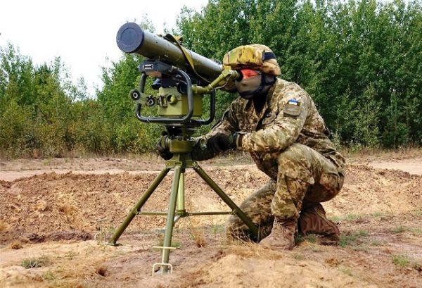 Українське військо отримало нову зброю