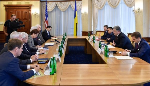 Візит в Україну американських конгресменів