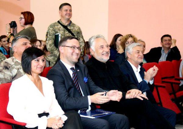 Польська делегація відвідала Авдіївку