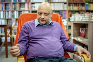 Олександр Красовицький: «Справжній письменник повинен бути впертим»