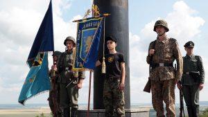 На Львівщині перепоховали тіла воїнів дивізії «Галичина»