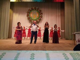 У Буську відбувся концерт поета-пісняра Степана Галябарди