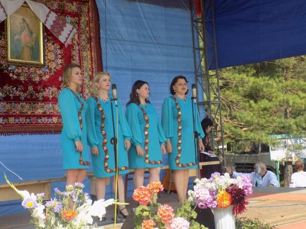 Бущани на Білій горі вшанували пам'ять Маркіяна Шашкевича