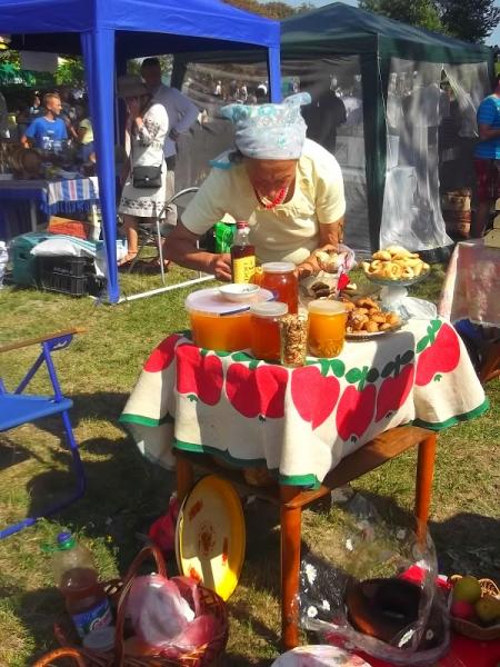 В Олеську відбулося свято меду