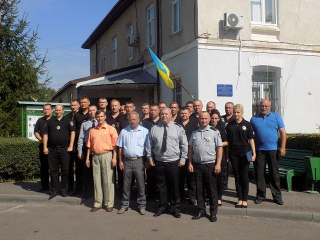 На Львівщині у Буську відзначили другу річницю Дня Національної поліції України