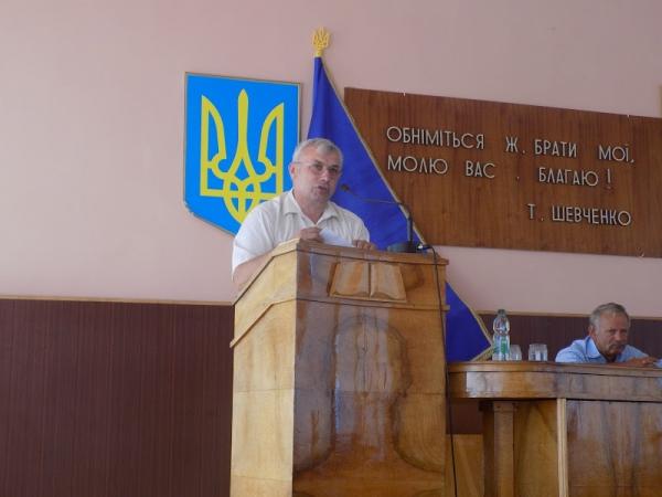 Депутати Буської районної Ради прийняли більше 20 рішень