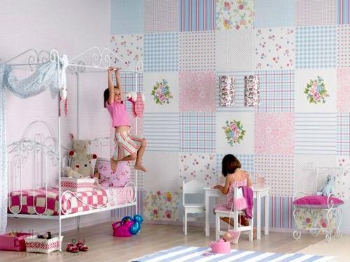Які шпалери краще для дитячої кімнати