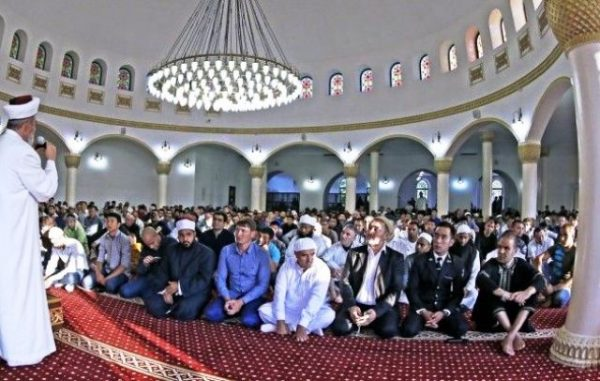 Мусульмани відзначають Курбан-байрам