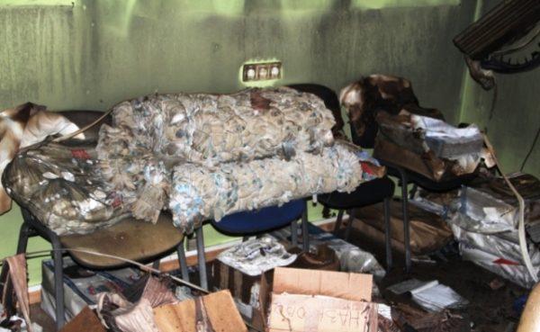 У Сибіру спалили офіс пропутінської партії