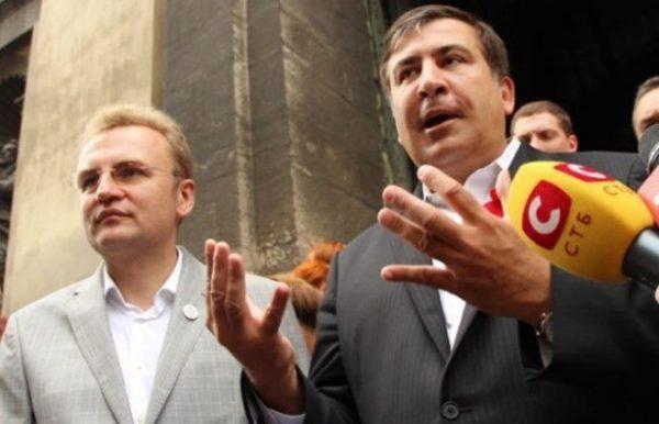 Міхеіл Саакашвілі вже має партію-союзника?