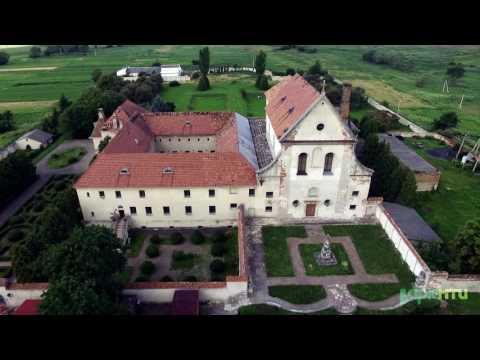 Облрада вирішуватиме долю замків Львівщини на наступній сесії