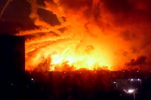 Причина пожежі в Калинівці і досі — загадка
