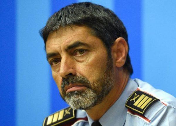Начальник каталонської поліції піде під суд