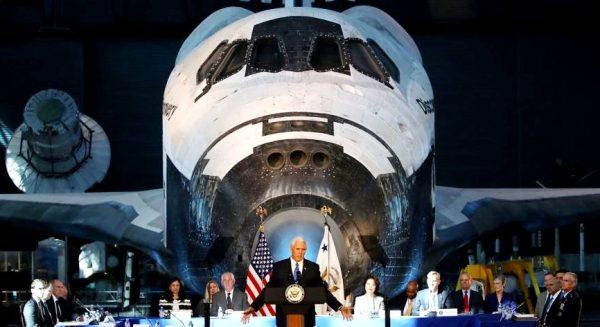 Грандіозні космічні плани Сполучених Штатів