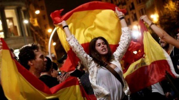 Остаточні підсумки референдуму у Каталонії